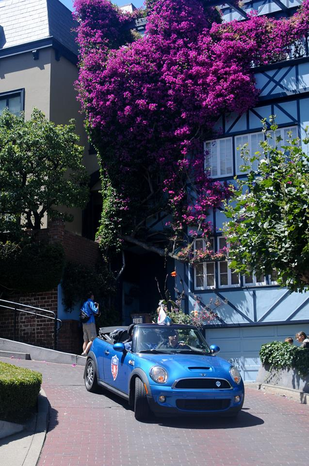 Lombard St, in SF