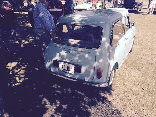 May 1960 Austin 850