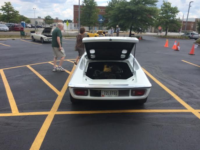 single owner 1972 Europa