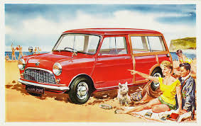 I got word that our former countryman - a 1962 - is being restored...