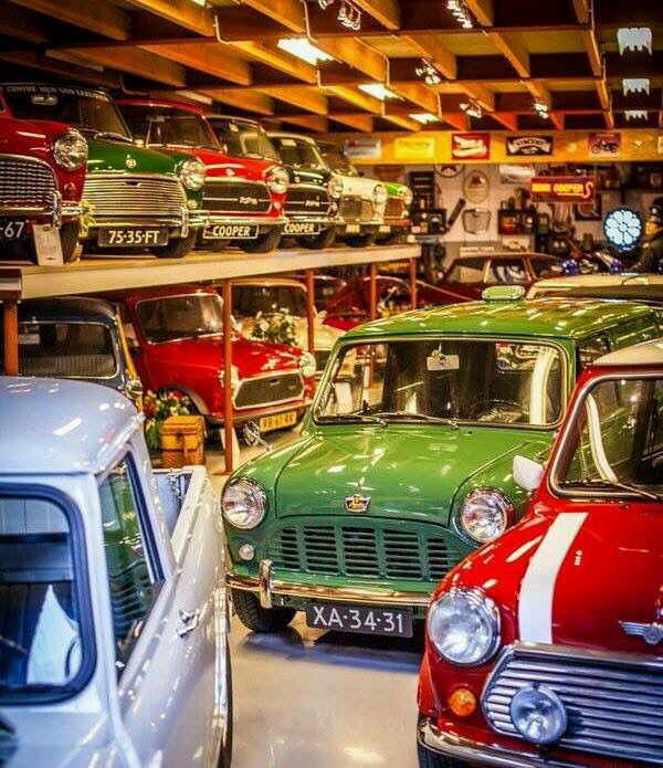 Dream garage?