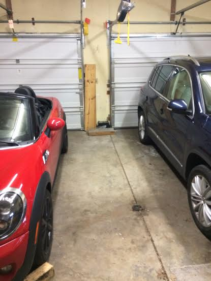 garage set!