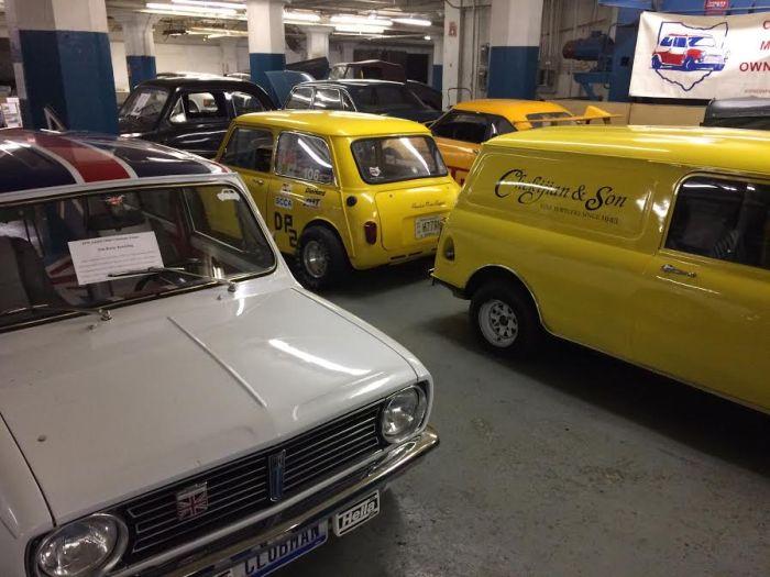 British cars...