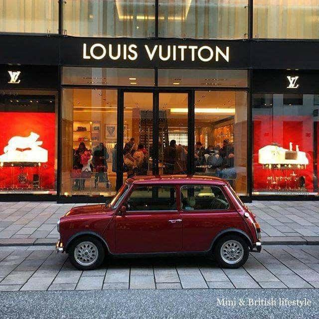 Louis and classy classic!